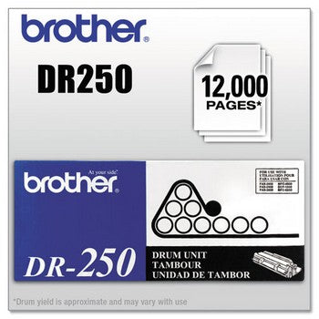 Brother DR-250 Black Drum