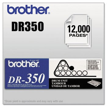 Brother DR-350 Black Drum