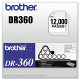 Brother DR-360 Black Drum