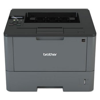Brother HL-L5100DN Business Laser Printer with Networking and Duplex Printing, Brother HLL5100DN