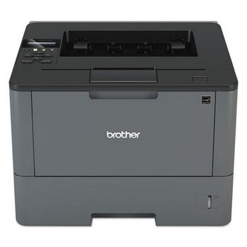 Brother HL-L5200DW Business Laser Printer with Wireless Networking and Duplex Printing, Brother HLL5200DW