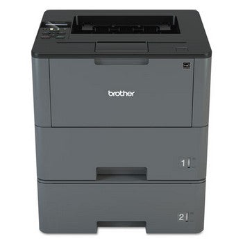 Brother HL-L6200DWT Business Laser Printer with Wireless Networking, Duplex Printing, Brother HLL6200DWT