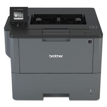 Brother HL-L6300DW Business Laser Printer for Mid-Size Workgroups w/Higher Print Volumes, Brother HLL6300DW