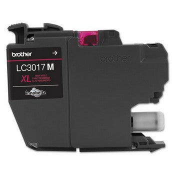 LC3017M High-Yield Ink, 550 Page-Yield, Magenta