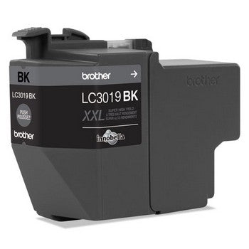 LC3019BK INKvestment Super High-Yield Ink, Black