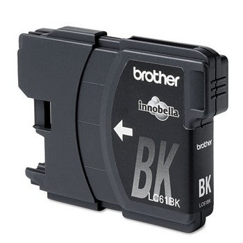 Brother LC-61BK Black Ink Cartridge