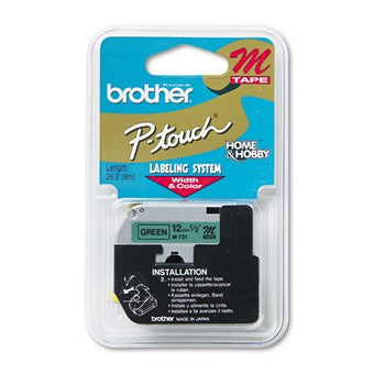 Brother M731 Tape Cartridge, Brother M-731