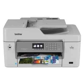 Brother Business Smart Pro MFC-J6535DW Color All-in-One with INKvestment Cartridges, Brother MFCJ6535DW