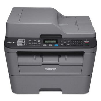 Brother MFC-L2700DW Compact Wireless Laser All-in-One, Copy/Fax/Print/Scan, Brother MFCL2700DW