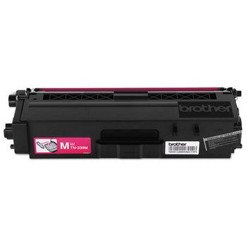 TN339M Super High-Yield Toner, Magenta
