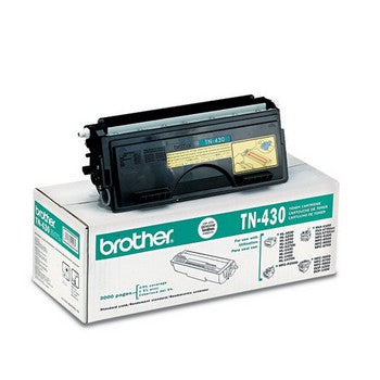 Brother TN-430 Black, Standard Yield Toner Cartridge