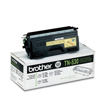 OEM/Original Brother TN-530 Toner Cartridge - Black, Standard Yield