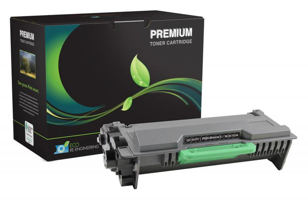 Remanufactured/Compatible Brother TN 850 Toner Cartridge - High Yield