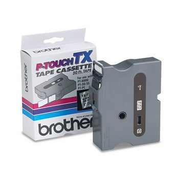 Brother TX1511 Tape Cartridge, Brother TX-1511