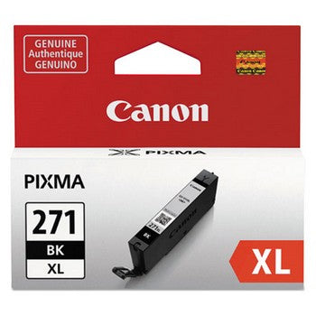 Canon CLI-271XL Magenta, High-Yield Ink Cartridge, Canon 0338C001