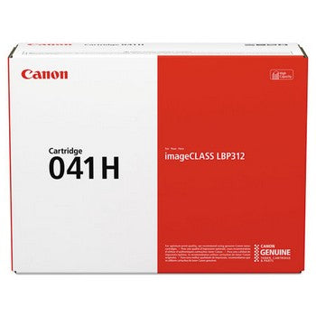 Canon 41 Black, High Yield Toner Cartridge, Canon 0453C001