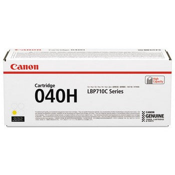 Canon 40 Yellow, High Yield Ink Cartridge, Canon 0455C001