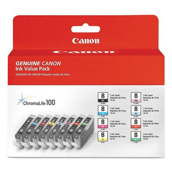 Canon CLI 8 Color, Value Pack Ink Cartridge, Canon 0620B015