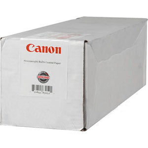 Canon 36in x 100ft Heavyweight Matte Coated Paper, Canon 0849V343