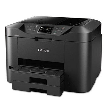 Canon MAXIFY MB2720 Wireless Home Office All-In-One Printer, Black, Canon 0958C002