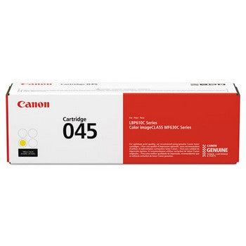 Canon 45 Yellow, Standard Yield Toner Cartridge, Canon 1239C001