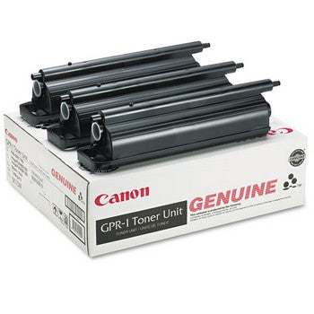Canon 1390A003AA Black, 3/Carton Toner Cartridge