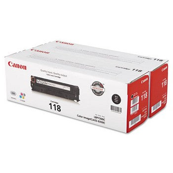 Canon 2662B004 Black Toner Cartridge