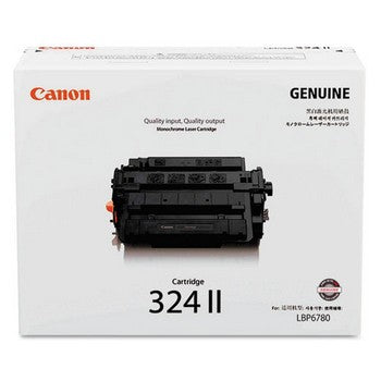 Canon 324LL Black, High Yield Toner Cartridge, Canon 3482B013