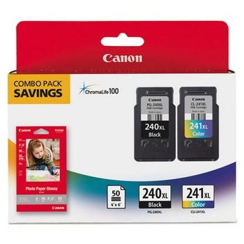 Canon 5206B005 Black / Color Ink Cartridge