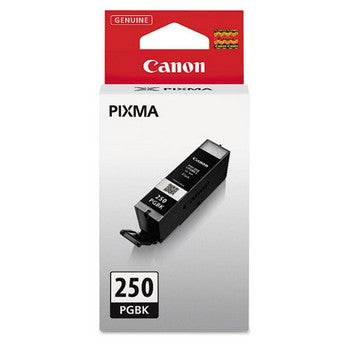 Canon PGI-250 Black, Standard Yield Ink Cartridge, Canon 6497B001