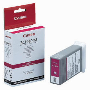 Canon BCI-1401M Magenta Ink Tank, Canon 7570A001