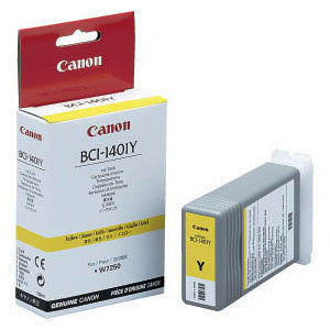 Canon BCI-1401Y Yellow Ink Tank, Canon 7571A001
