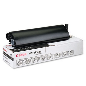 Original/Genuine Canon GPR 13 (8640A003AA) Toner Cartridge, Black