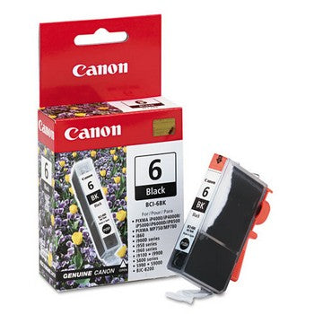 Canon BCI-6 Black Ink Tank