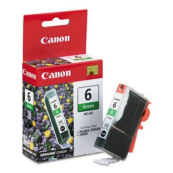 Canon BCI-6G Green Ink Tank