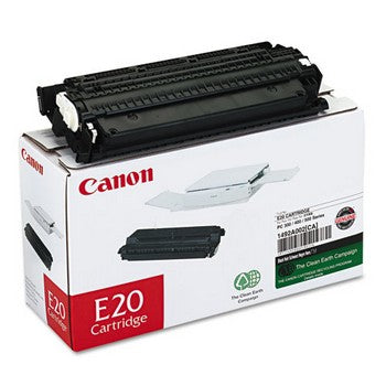 Canon E-20 Black Toner Cartridge