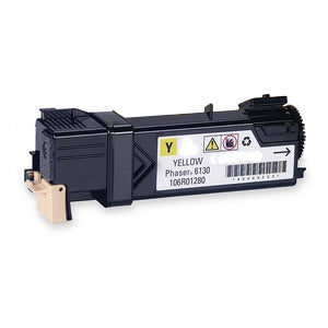 Compatible Xerox 106R01280 Yellow Toner Cartridge
