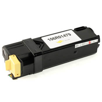 Generic Brand Xerox 106R01479 Remanufactured Yellow Toner Cartridge