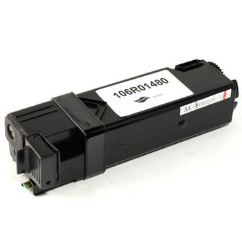 Generic Brand Xerox 106R01480 Remanufactured Black Toner Cartridge