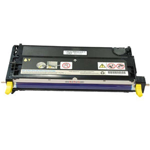 Compatible Xerox 113R00725U Yellow, High Capacity (Made In USA) Toner Cartridge