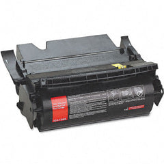 Compatible/Remanufactured Lexmark 12A7365 Toner Cartridge - Black