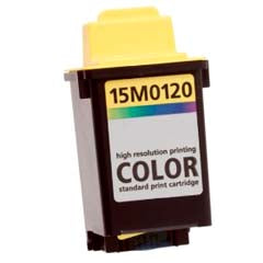 Compatible Lexmark 20 Color Ink Cartridge, Lexmark 15M0120