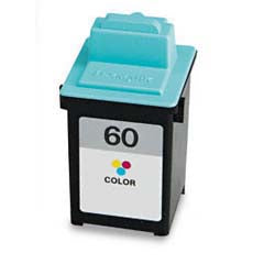 Compatible Lexmark 60 Color Ink Cartridge, Lexmark 17G0060