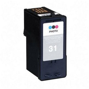 Compatible/Remanufactured Lexmark 31 (Lexmark 18C0031) Ink Cartridge
