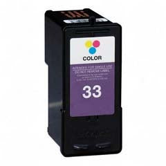 Compatible/Remanufactured Lexmark 33 (Lexmark 18C0033) Ink Cartridge
