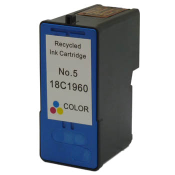 Generic Brand (Lexmark 5A) Remanufactured Color, Standard Yield Ink Cartridge, Generic 18C1970