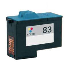 Compatible Lexmark 83 Color (Made In USA) Ink Cartridge, Lexmark 18L0042U