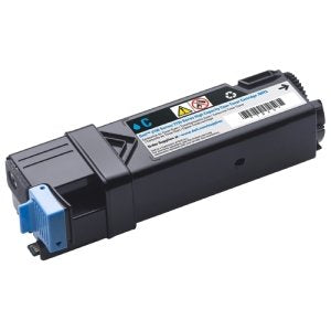 Compatible Dell 2130C Cyan, High Yield Toner Cartridge