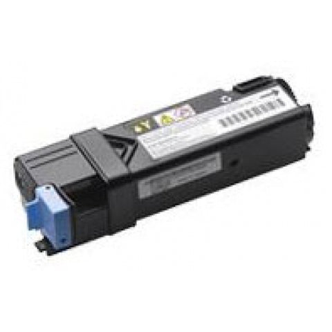Compatible Dell 2130Y Yellow, High Yield Toner Cartridge