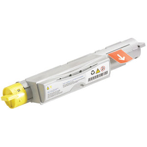 Compatible Dell 3107895 Yellow, Standard Yield Toner Cartridge